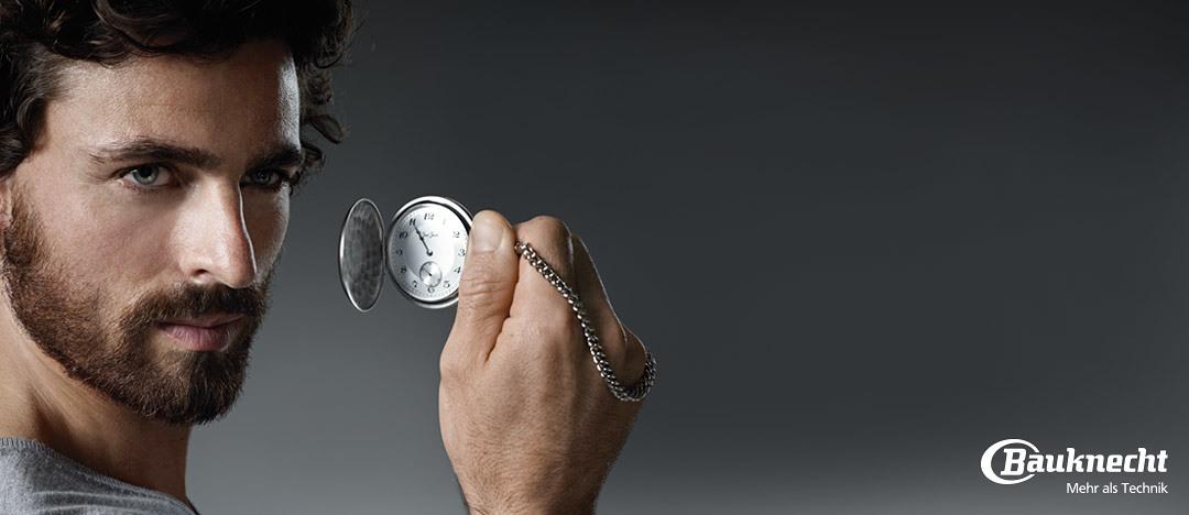 """Das Testimonial zur Bauknecht Kampagne """"Time for a change"""" aus dem Jahr 2012"""