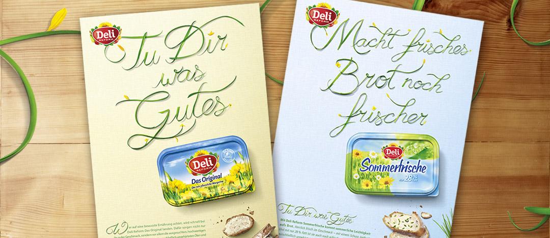 Deli Reform / Tu Dir was Gutes macht fiisches Brot frischer
