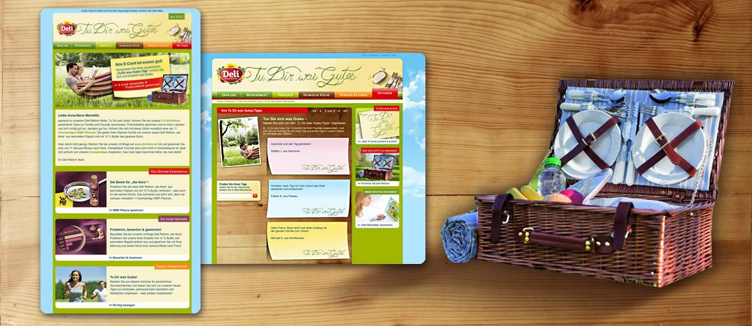 Deli Reform_Tu Dir was Gutes Website