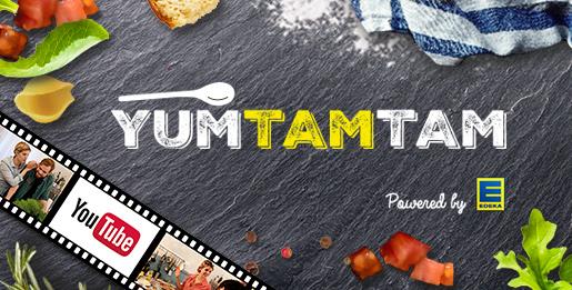 EDEKA: Kochkanal yumtamtam.de